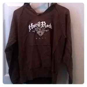 Hard rock cafe hoodie kids